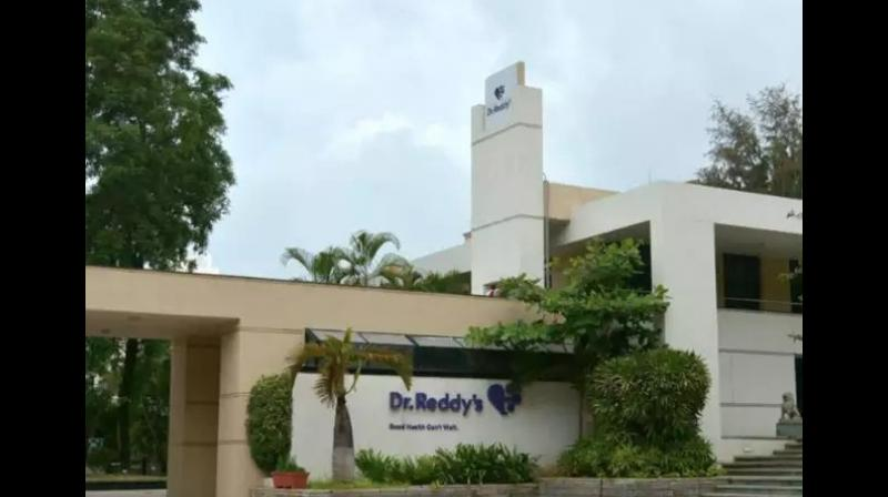 The Nifty Pharma Index fell 4.33 per cent as Dr Reddy's stock plunged 10.44 per cent post-results. (Twitter)