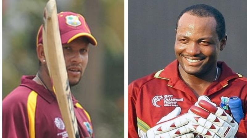 Brian Lara, one of the greatest batsmen of all-time, and Ramnaresh Sarwan, who was one the leading players of his generation from the Caribbean, will be part of the pre-series camp, to be held in Antigua ahead of the first Test match against India. (Photo:AFP)
