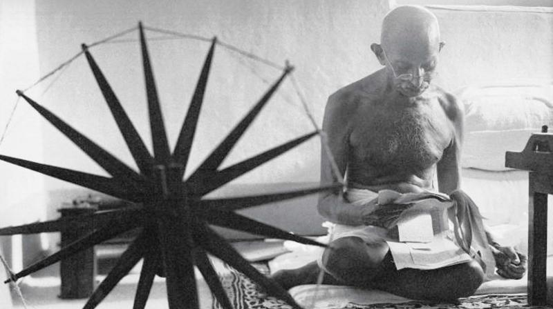 The Maharashtra government has approved a sum of Rs 150 crore for the implementation of various programmes marking the 150th birth anniversary of Mahatma Gandhi.  (Photo: File)