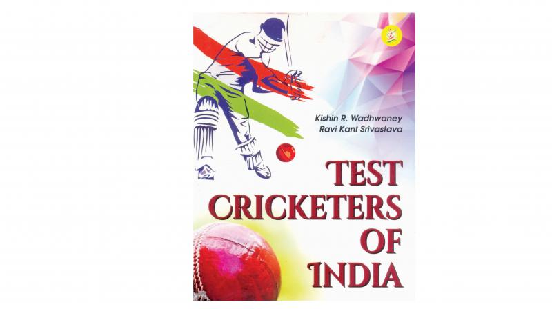Test Cricketers of India by Kishin R. Wadhwaney and Ravi Kant Srivastava, Sports Educational Technologies, Daryaganj, New Delhi.