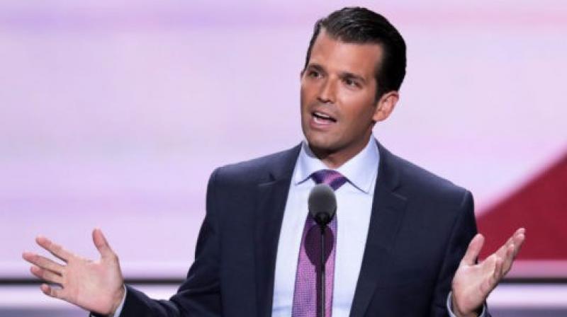 Donald Trump's eldest son Donald Trump Jr (Photo: AP)