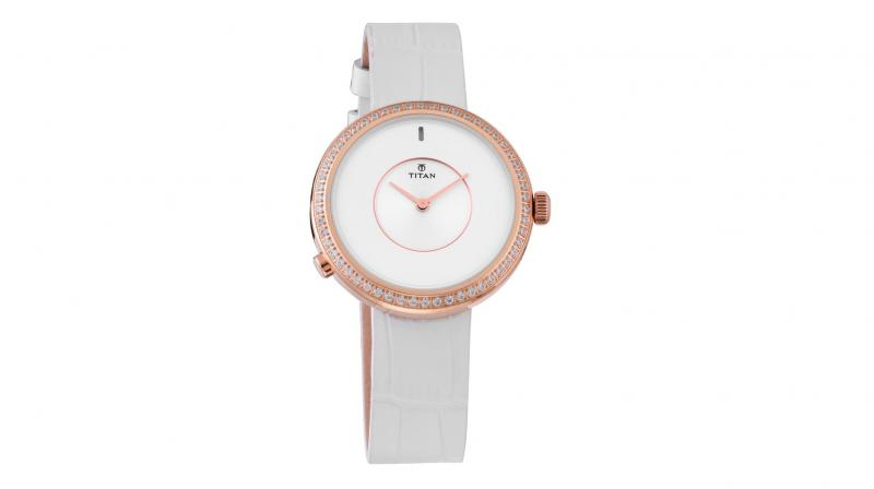 The range offers stunning collection of timepieces, designed for the self-assured women.