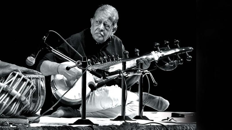Budhadev Dasgupta. (Photo: Rakesh Sinha)