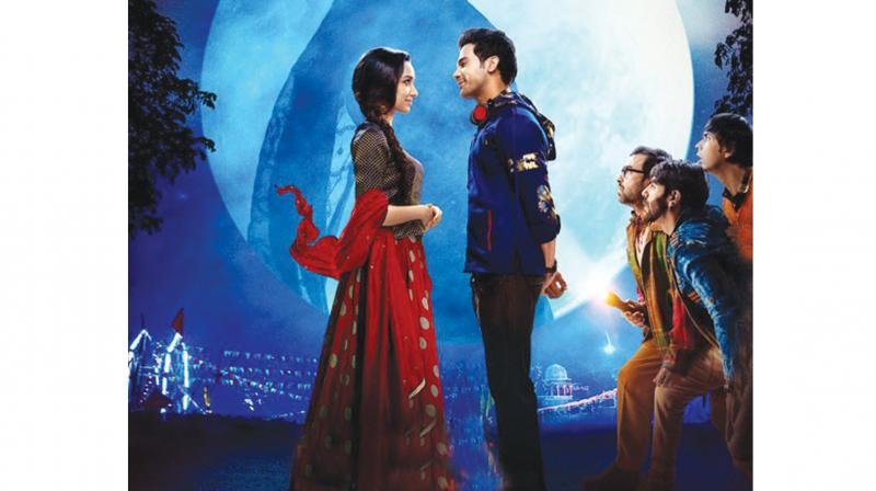 Still from the movie Stree