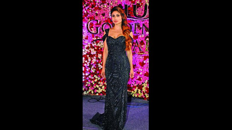 """""""Because it's my first film, I vividly remember every single moment spent on set —Mouni Roy"""