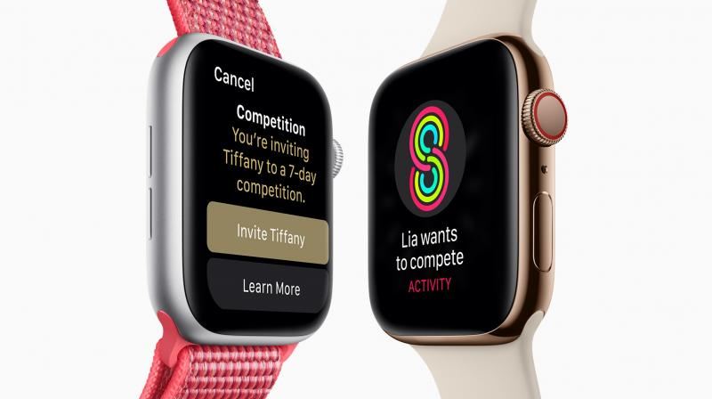 The Series 4 will be the flagship wearable form the company and will sell alongside the Series 3 in various markets across the world.