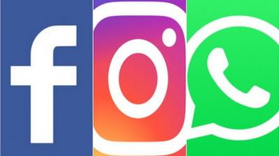 , Facebook, Instagram, WhatsApp services down globally, The World Live Breaking News Coverage & Updates IN ENGLISH