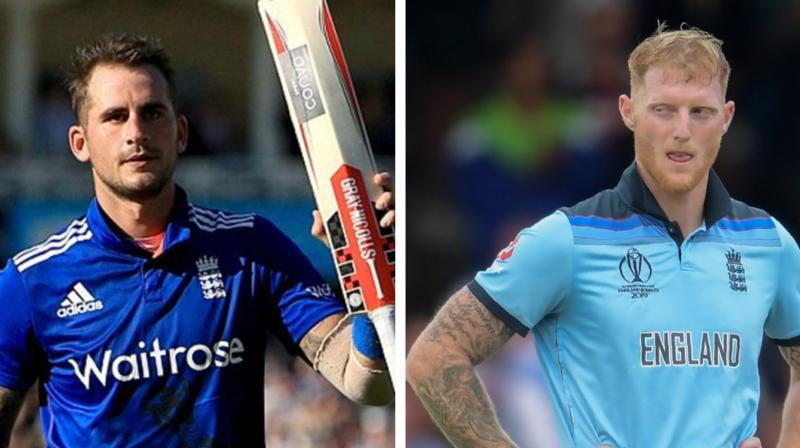 Despite not being able to regain the historic urn, the all-rounder helped England to level the series with a match winning knock of 135 at Leeds. Nevertheless, Ben Stokes has recently revealed that he didn't wanted his teammate Alex Hales, who failed a drug test in April 2019, to be a part of England's 15-member World Cup squad. (Photo:AFP)