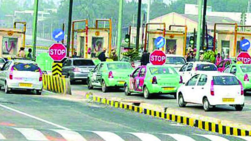 MSRDC is developing a software to prevent  under-reporting of the traffic data at tollbooths.