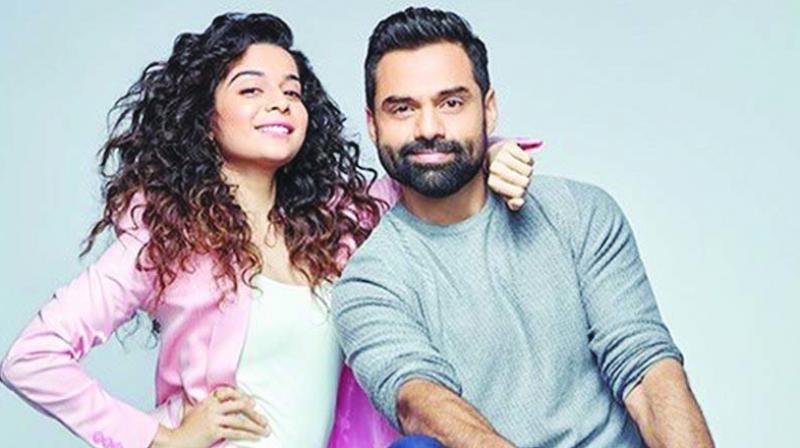 Mithila Palkar and Abhay Deol