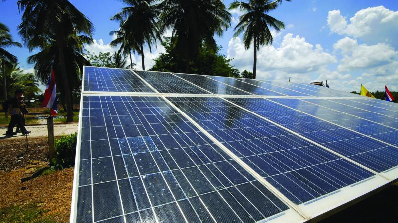The ongoing general elections seem to have taken its toll on the country's solar sector.