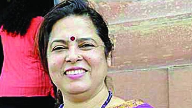 BJP Lok Sabha member from New Delhi Meenakshi Lekhi