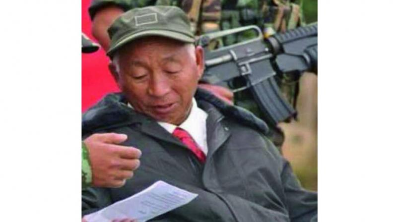 Khango Konyak to succeed NSCN after Shangyung Khaplang
