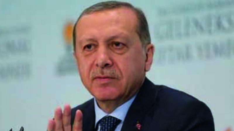 Turkish President Recep Tayyip Erdogan (Photo: AP)
