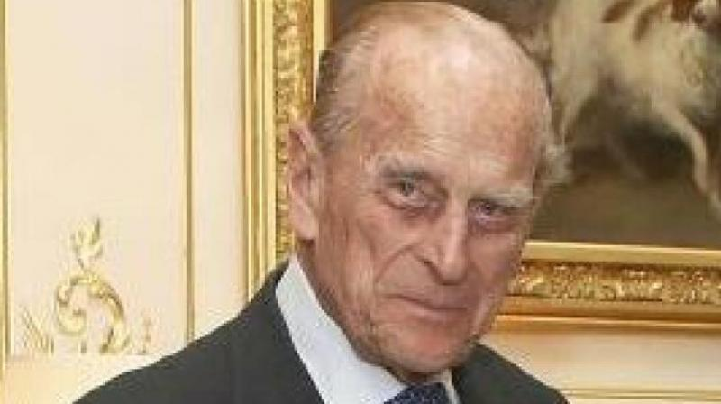 Prince Philip. (Photo: AP)