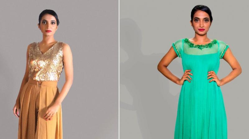Anjali Jena, an upcoming fashion designer based out of Mumbai shares fashion tips to look their best this Diwali.