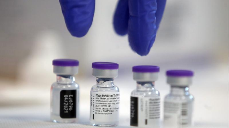 There are several factors that can cause an adverse event during a clinical trial, including the patient's underlying disease, other pre-existing conditions or any other unrelated occurrence like an accident, Bharat Biotech said. (Representational Image: AFP)