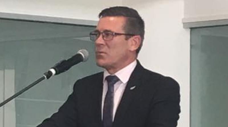 New Zealand's Immigration Minister Michael Woodhouse (Photo: Facebook)