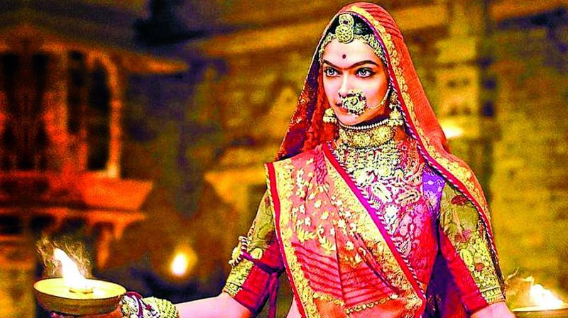 A still from the movie Padmavati