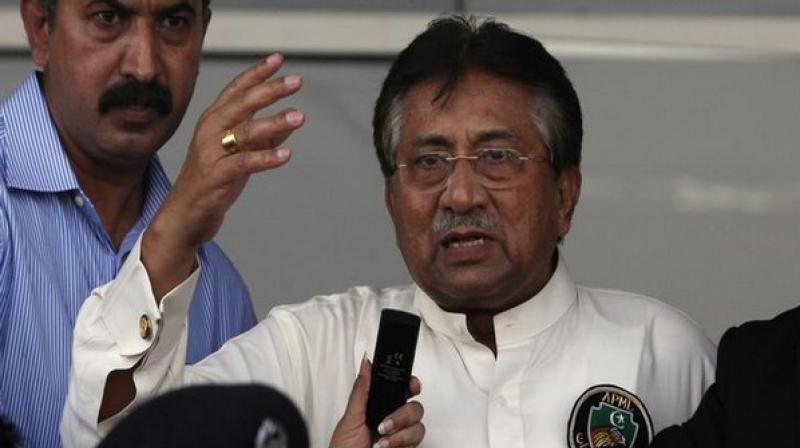 The court on November 19 concluded the trial proceedings in the case against Musharraf for abrogating the constitution and declaring a state emergency on November 3, 2007. (Photo: File)