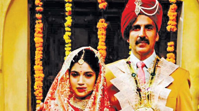 It wouldn't be wrong to say that Bollywood easily panders to its male stars. Take for instance the upcoming Akshay Kumar starrer Toilet – Ek Prem Katha.