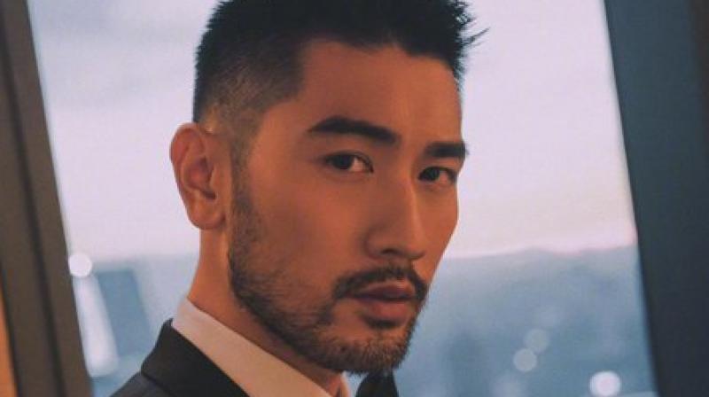 Godfrey Gao. (Photo: Twitter)