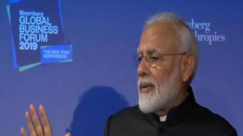 He also told the business leaders that if they want to make in India, both for India and the world, they should