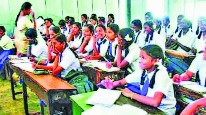 Schools have time till January 20 to conduct the exam for all School Secondary Certificate (SSC) students.