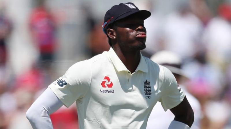 The man who racially abused England bowler Jofra Archer during a Test against the Black Caps was banned on Tuesday from international and domestic matches in New Zealand for two years. (Photo:AFP)