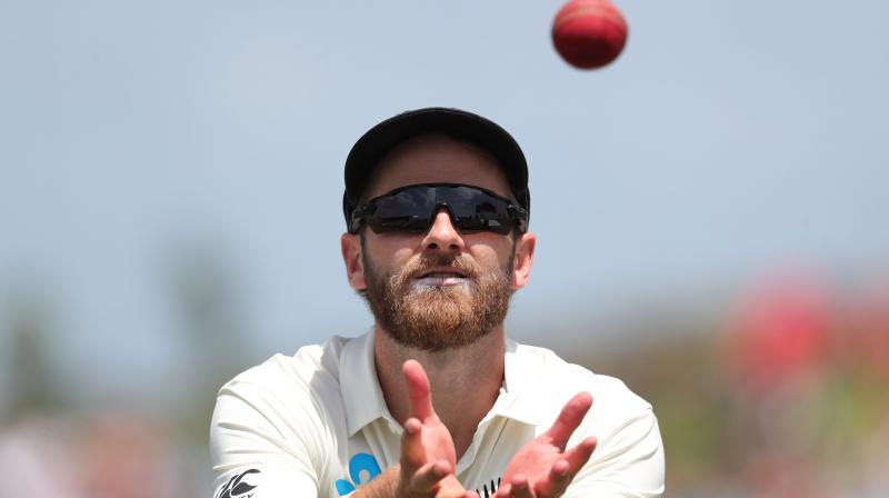 New Zealand skipper Kane Williamson (Photo: AFP)