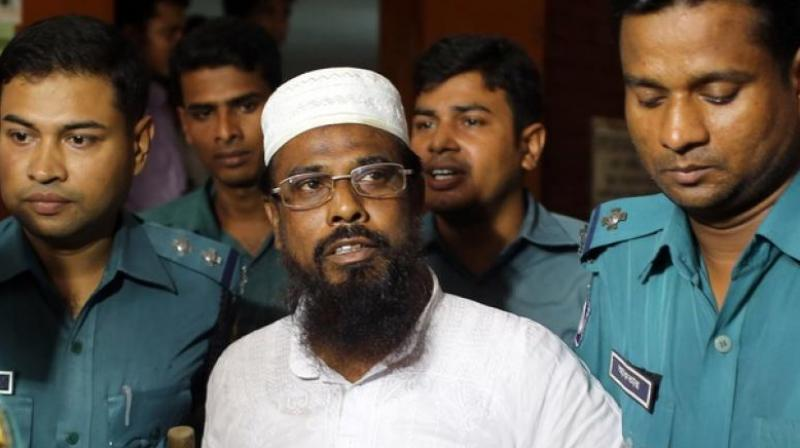 The High Court dismissed appeals by Mufti Abdul Hannan, head of Harkatul Jihad Al Islami, and two members of the banned militant Islamist group who have all been convicted over a spate of deadly attacks. (Photo: AP/File)