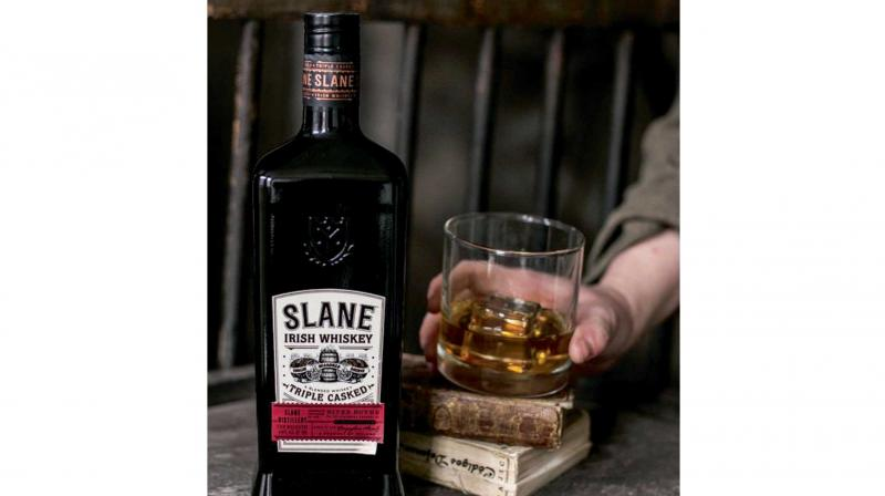 The Slane Irish Whiskey will be a triple casked blend brewed on the historic Slane Castle in Co. Meath.