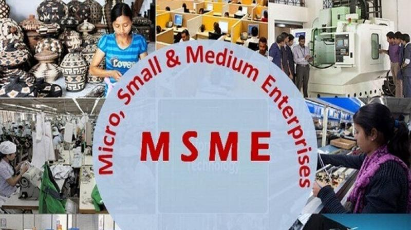 FICCI calls for interest-free, collateral-free loans to support MSMEs amid lockdown. (ANI Photo)