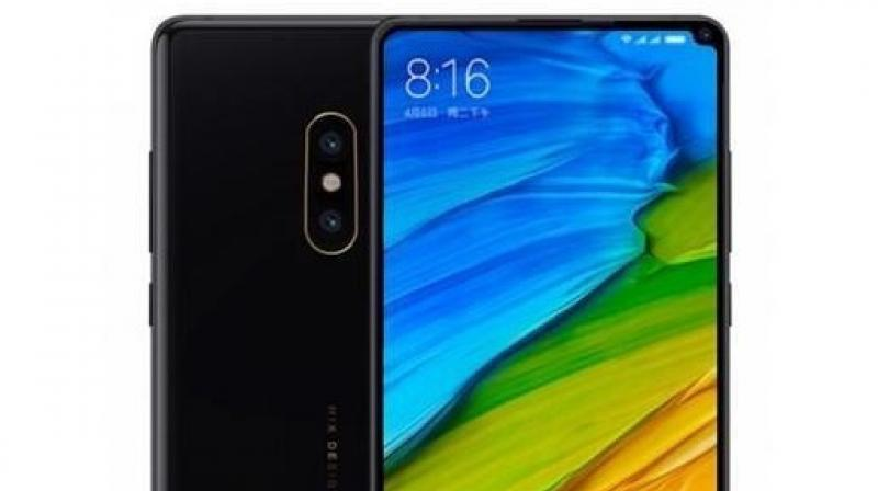 The rumoured features of this Mi Mix 2S include a 5.99-inch bezel-less display with a 95 per cent screen-to-body ratio.
