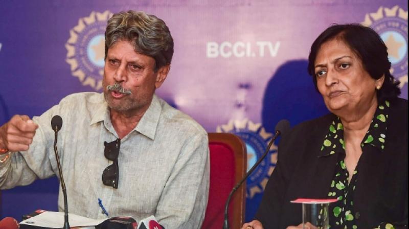 Shantha Rangaswamy was a member of the CAC along with Kapil Dev and Anshuman Gaekwad. (Photo: PTI)