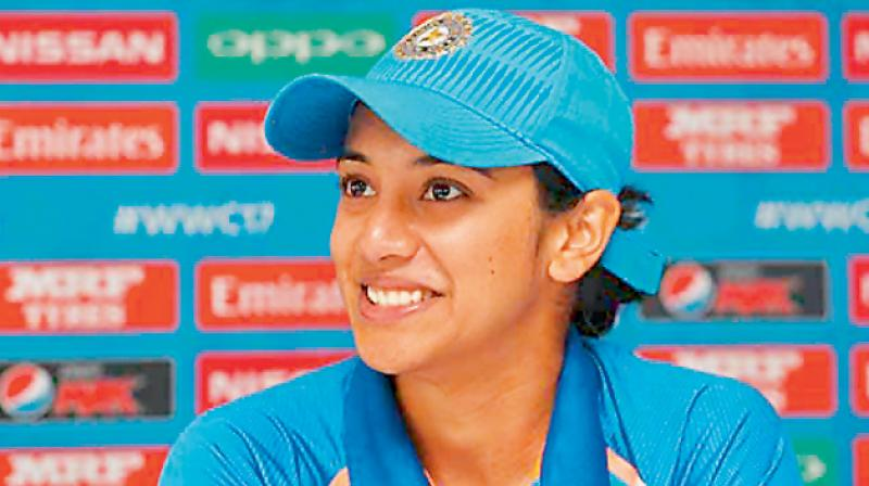 The 23-year-old Smriti Mandhana took 51 innings to reach the landmark of 2000 ODI runs. (Photo: File)