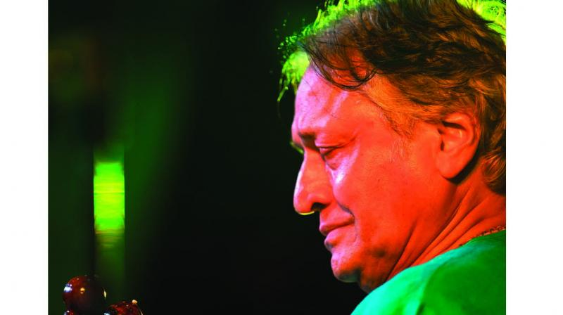 Amjad Ali Khan (Photo: Inni Singh)