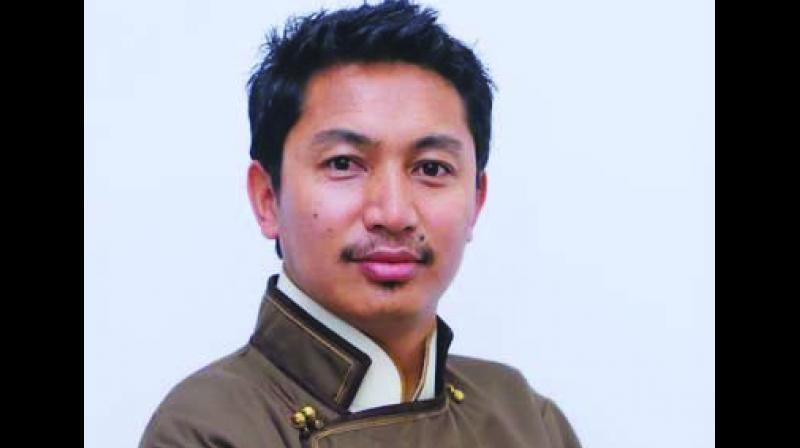 Ladakh MP Jamyang Tsering Namgyal.