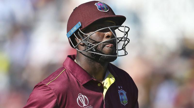 It was the West Indies' first loss in the competition, having thrashed Pakistan in their opener. (Photo:AP/PTI)