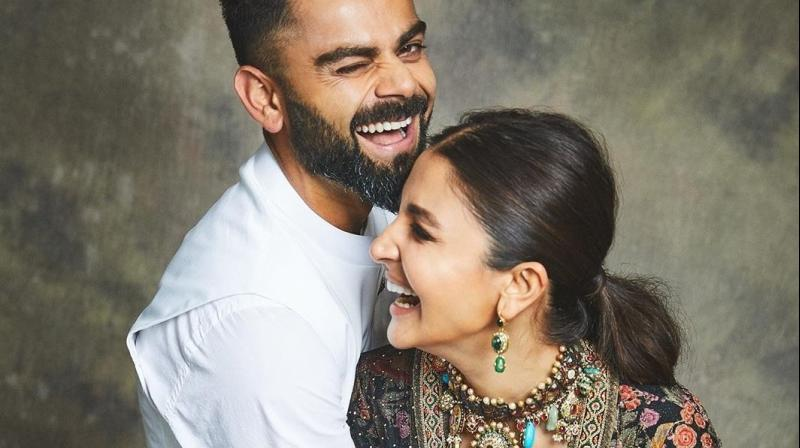 Virat Kohli Anushka Sharma Lit Up Diwali With Love