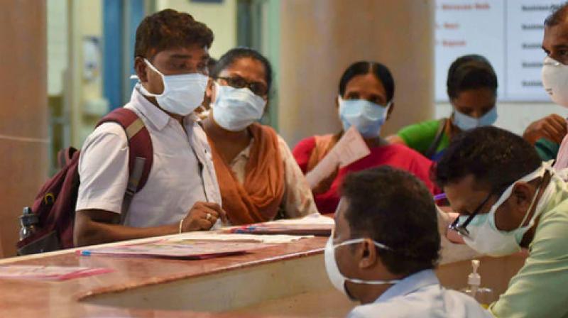Mumbai's covid 19 count climbs to 167. (Photo- PTI)