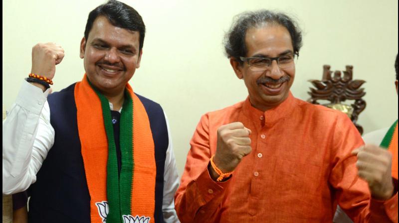The BJP has held on to Nandurbar and Mumbai North East whereas the Shiv Sena has retained Mumbai South Central. (Photo: Rajesh Jadhav)