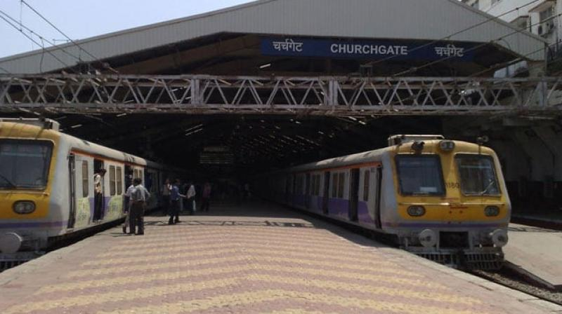 Churchgate is located in south Mumbai, from where Arvind Ganpat Sawant of the BJP's cantankerous ally Shiv Sena won. (Representational Image/ indiarailinfo.com)