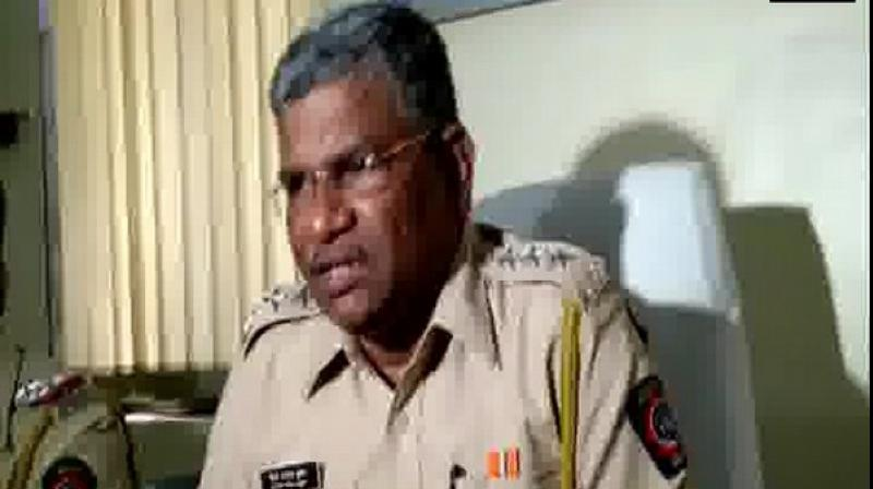 Deepak Kundal, Assistant Commissioner of Police, Agripada. (Photo: ANI)