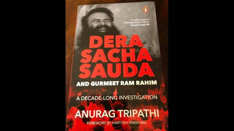 Tripathi and his co-investigator Etmad A's experiences are minutely penned in the book which is published by Penguin Random House India.