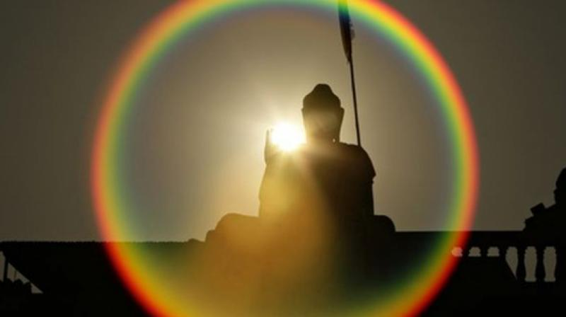 In Buddhism, we are shown that humility is actually one of our greatest strengths. (Photo: AP)