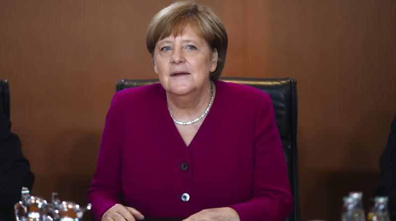 Many among the SPD's rank and file are fed up with serving as Merkel's allies. (Photo:AP)