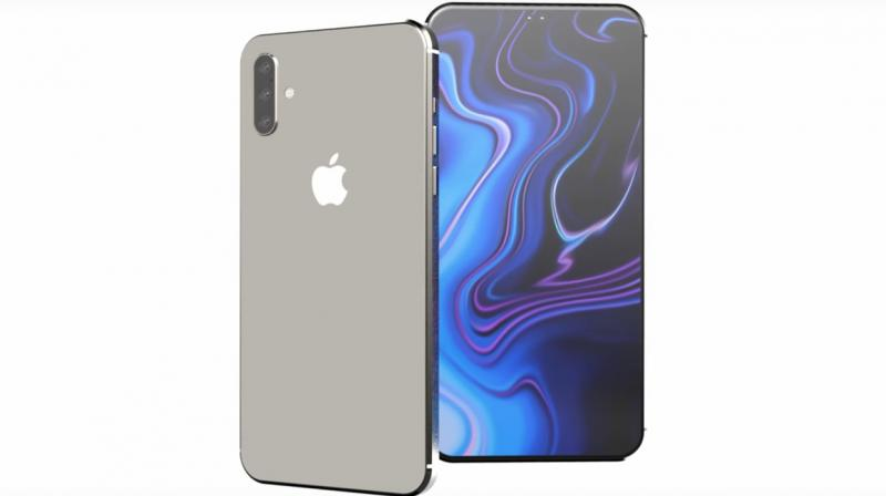 In 2020, Apple will fully switch to the organic light-emitting diode, or OLED, display for iPhones, thereby completely dropping the LCD model, the report said.