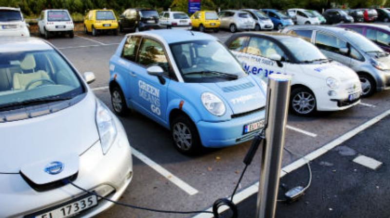 The sales figures consolidate Norway's global lead in electric car sales per capita. (The Local Norway)