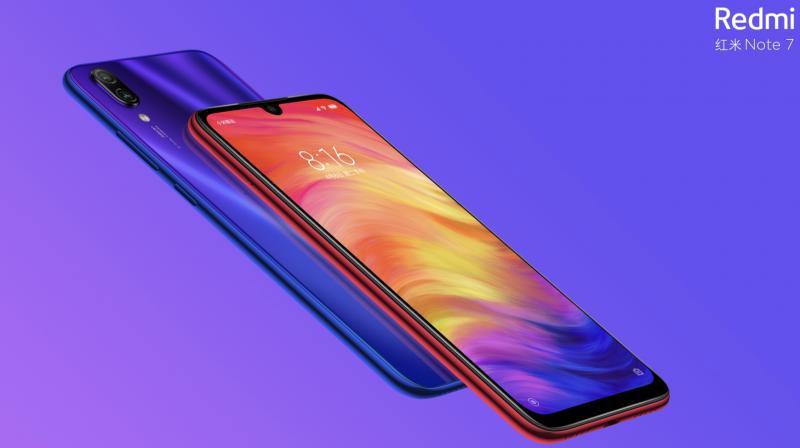 Xiaomi Redmi Note 7 (asianage.com)